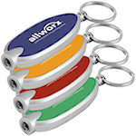 Bright Light Key Tags